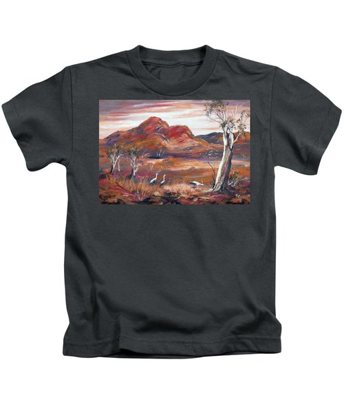 Pilbara, Outback, Western Australia, Kids T-Shirt