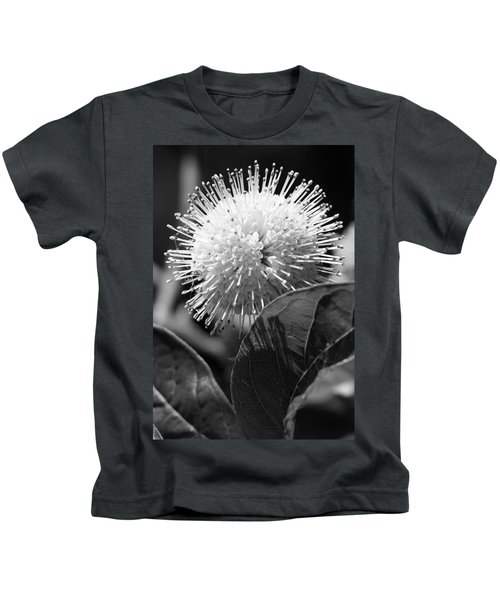 Pin Flower Kids T-Shirt