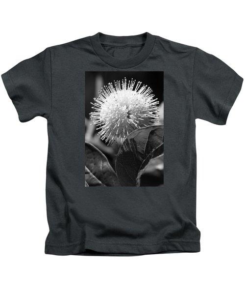 Pin Flower Kids T-Shirt