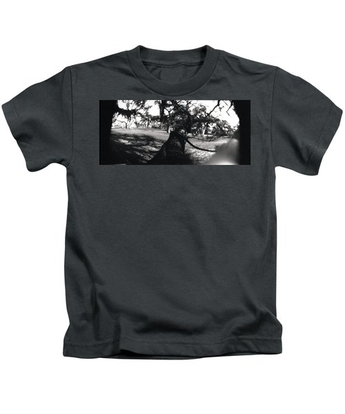 Pin Hole Camera Shot 1 Kids T-Shirt