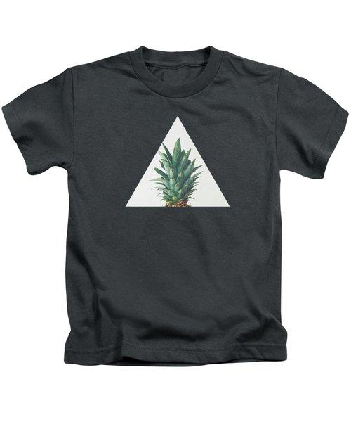 Pineapple Top Kids T-Shirt