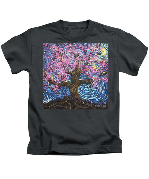 Pinky Tree Kids T-Shirt