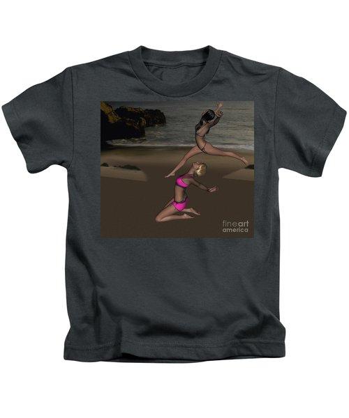 Pinups Dancing Kids T-Shirt