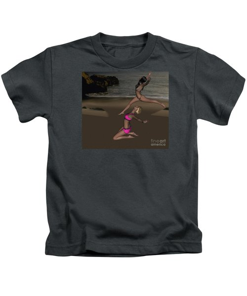 Pinups Dancing Kids T-Shirt