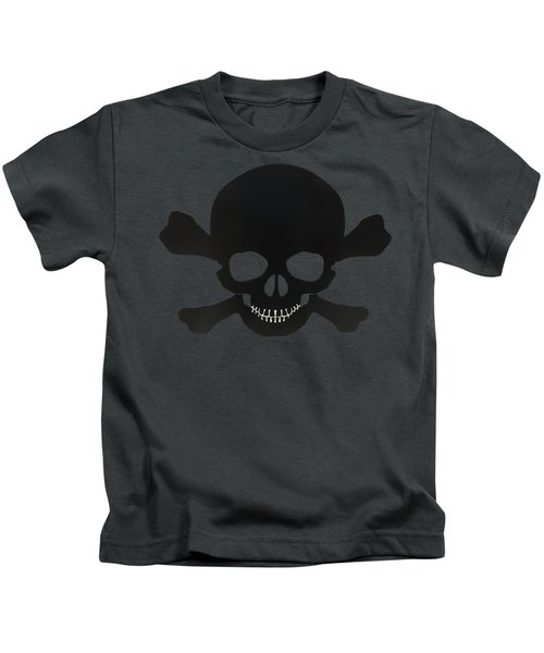 Pirate Skull And Crossbones Kids T-Shirt