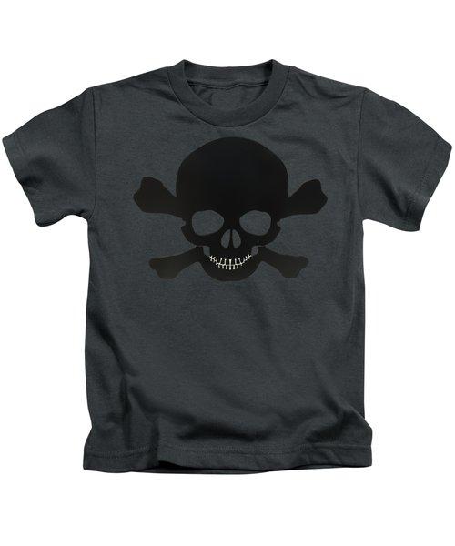 Pirate Skull And Crossbones Kids T-Shirt