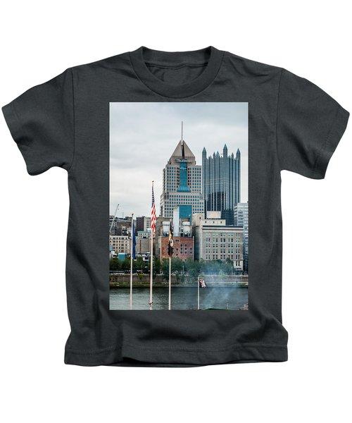 Pittsburgh - 6975 Kids T-Shirt