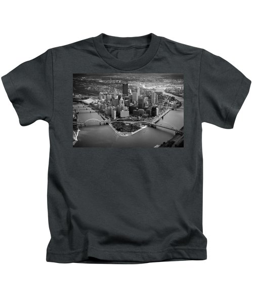 Pittsburgh 8 Kids T-Shirt