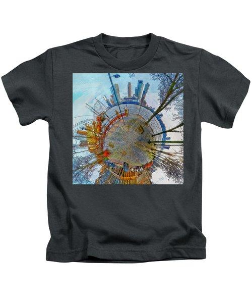 Planet Rotterdam Kids T-Shirt