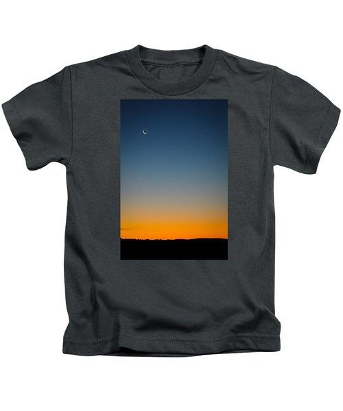 Planet Sunrise Kids T-Shirt