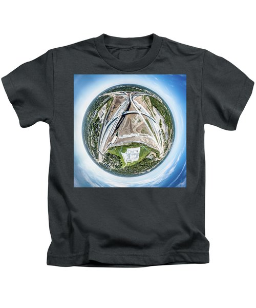 Planet Under Construction Kids T-Shirt