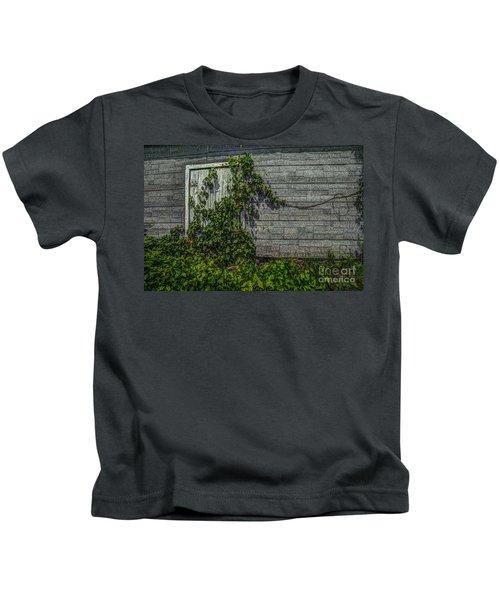 Plant Security Kids T-Shirt