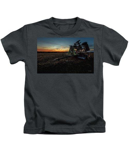 Planting Time Kids T-Shirt