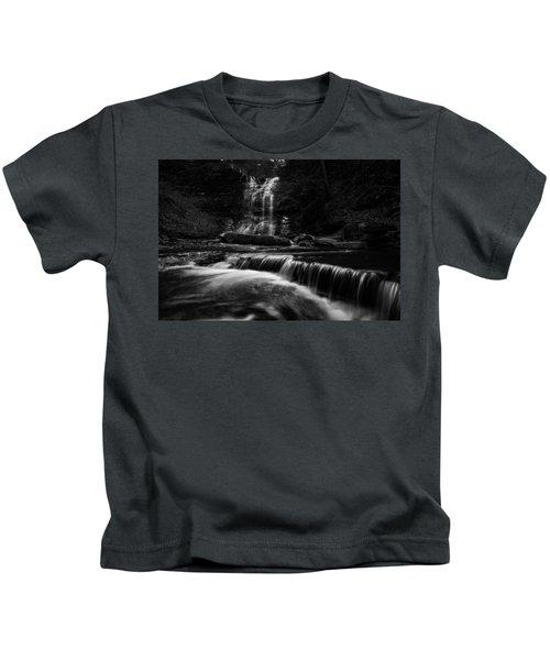 Plotter Kill Falls Kids T-Shirt