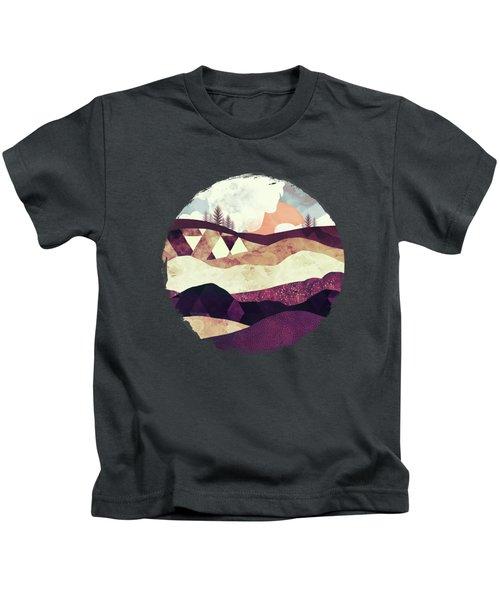 Plum Fields Kids T-Shirt