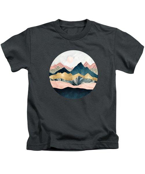 Plush Peaks Kids T-Shirt