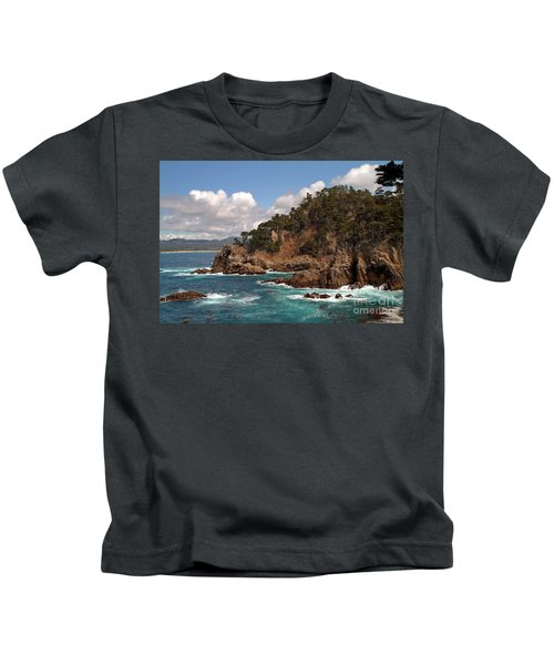 Point Lobos Kids T-Shirt