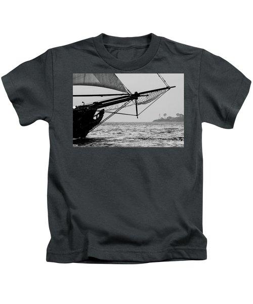 Point Loma Lighthouse Kids T-Shirt