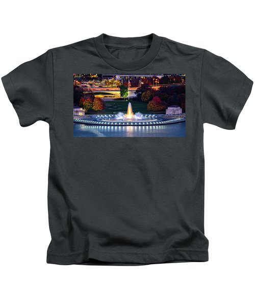 Point State Park  Kids T-Shirt