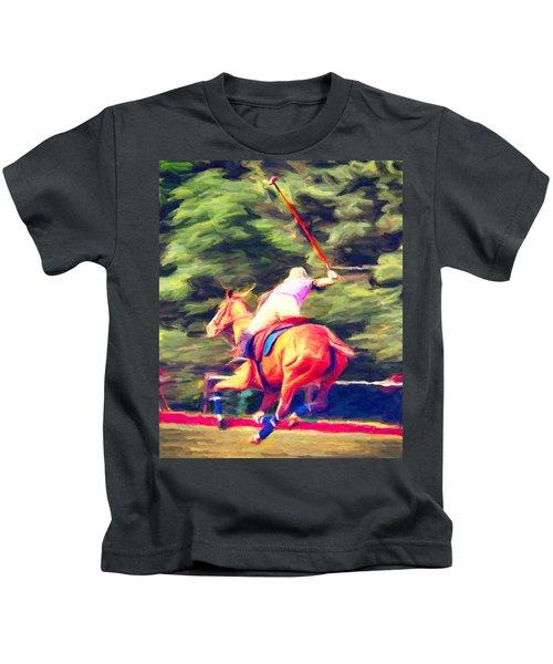 Polo Game 2 Kids T-Shirt