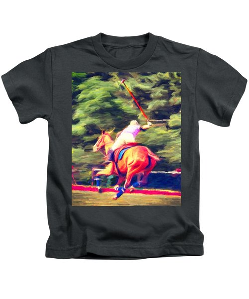 Polo Game 2 Kids T-Shirt