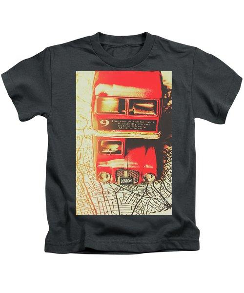 Pommy Promenade Kids T-Shirt