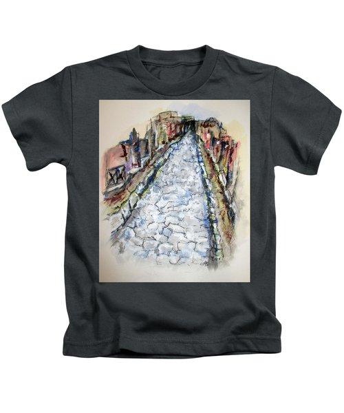 Pompeii Road Kids T-Shirt