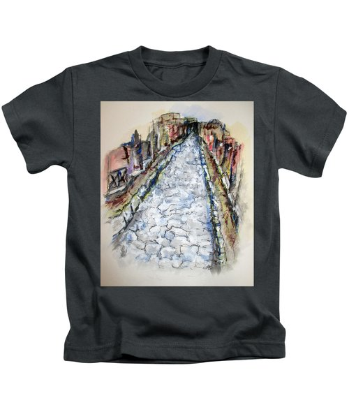 Pompeii Road Kids T-Shirt