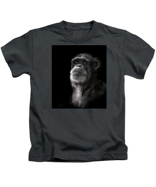 Ponder Kids T-Shirt by Paul Neville