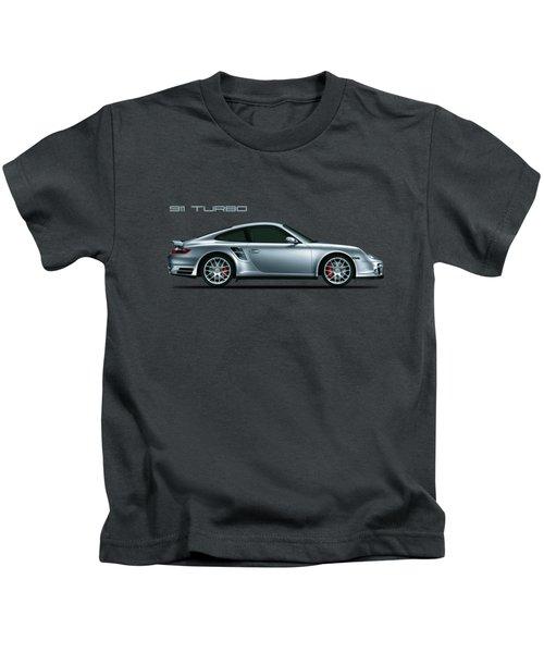Porsche 911 Turbo Kids T-Shirt
