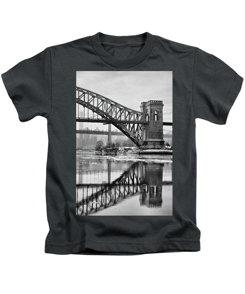 Portrait Of The Hellgate Kids T-Shirt