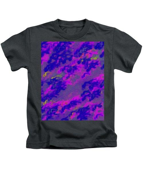 Potential Energy Kids T-Shirt