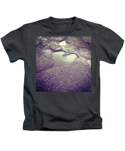 Pothole Love Kids T-Shirt