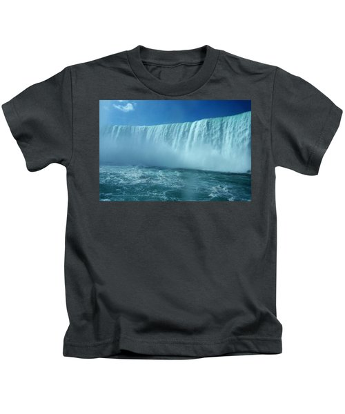 Power Of Water Kids T-Shirt
