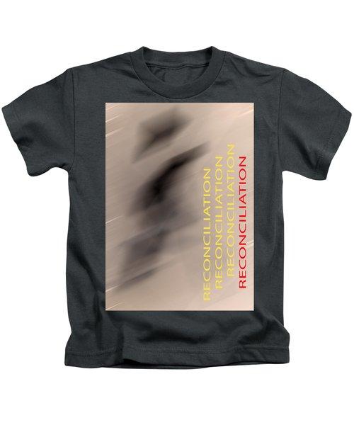 Practical Reconciliation Kids T-Shirt