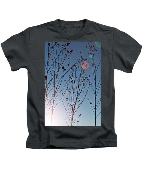 Prairie Plants Kids T-Shirt