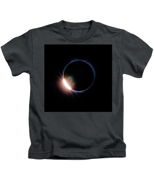 Pre Daimond Ring Kids T-Shirt