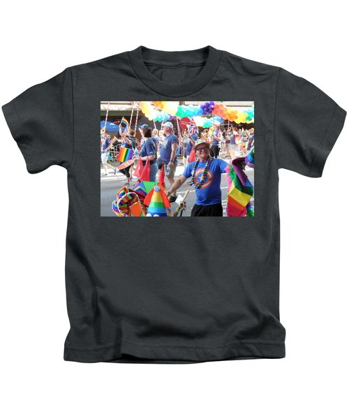 Pride  Vendor Kids T-Shirt