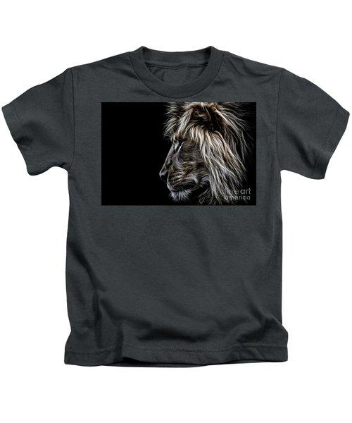 Profile Of A King Kids T-Shirt
