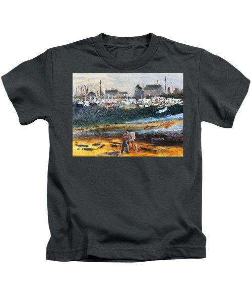 Provincetown Artist Kids T-Shirt