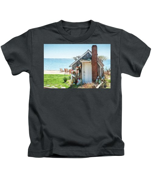 Provincetown Shed Kids T-Shirt