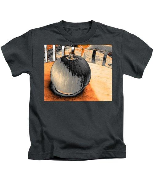 Pumpkin #2 Kids T-Shirt