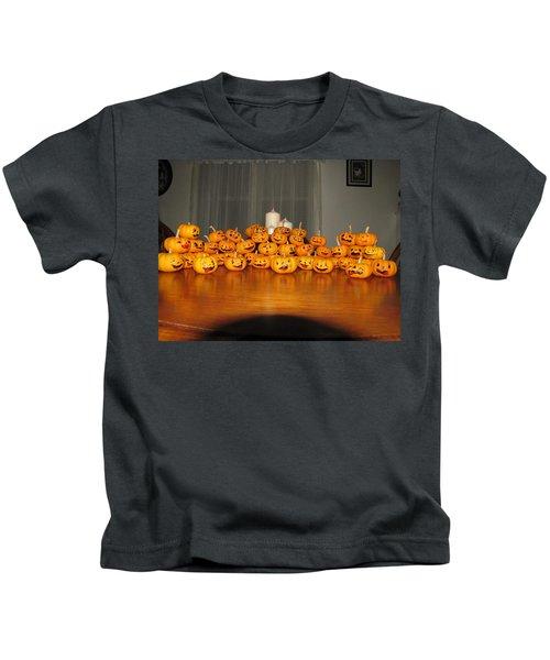Pumpkins Kids T-Shirt