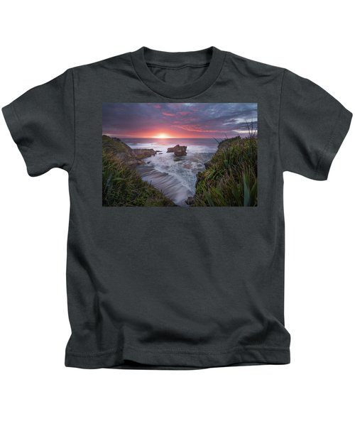 Punakaiki Kids T-Shirt