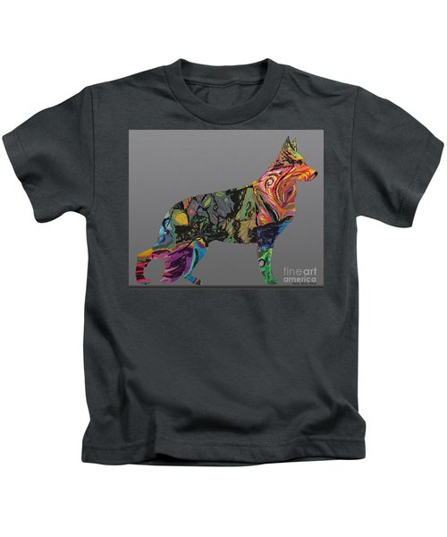 Pure Emotion Gsd Kids T-Shirt