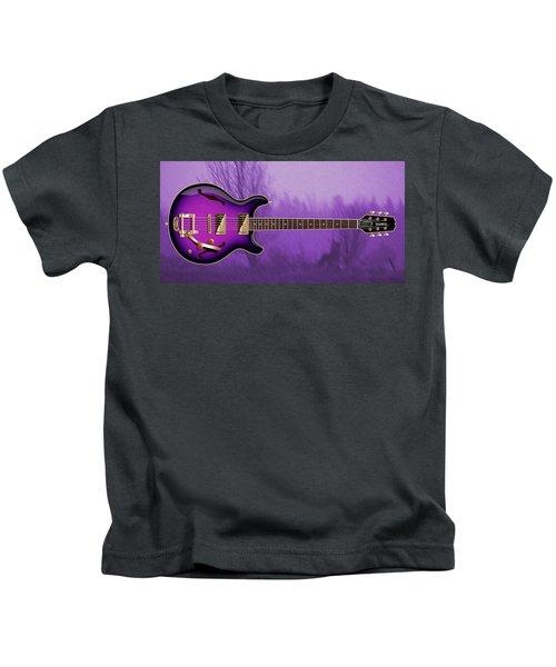 Purple Rain Kids T-Shirt