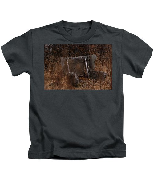 Putting Down Roots Kids T-Shirt