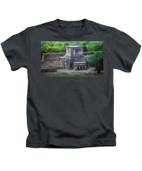 Pyramid View Kids T-Shirt