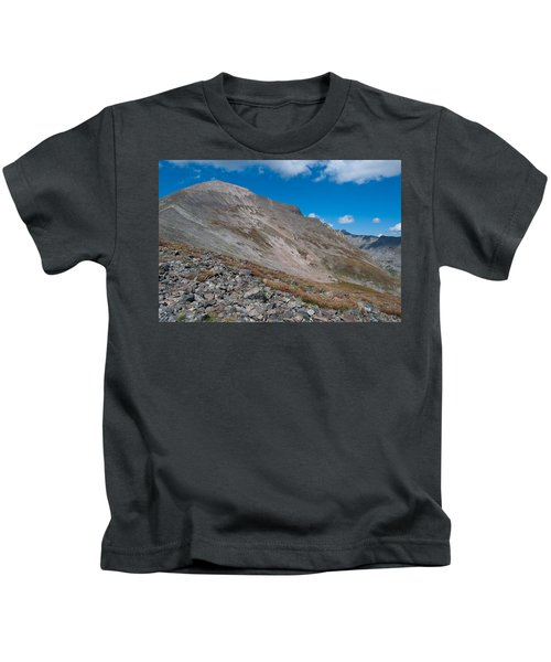 Quandary Peak Kids T-Shirt