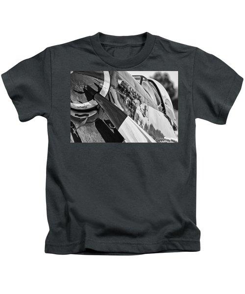 Quick Silver Closeup Kids T-Shirt